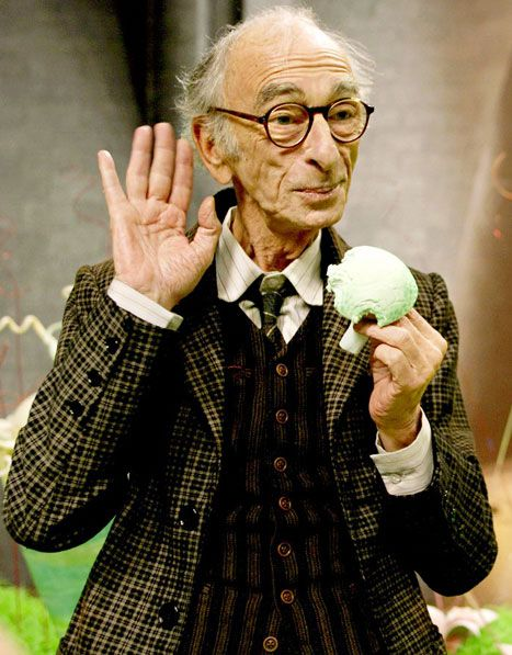 Irish actor David Kelly, Grandpa Joe in 2005's Charlie and the Chocolate Factory