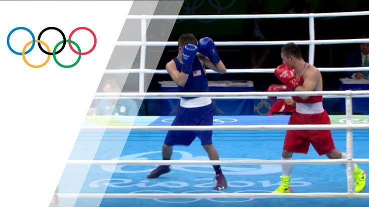 Rio Replay: Men's Light Fly Boxing Semi-Final A