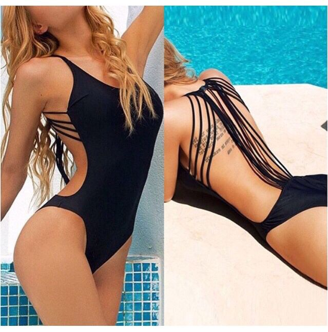 Live Fabulously Boutique - Elevated One Piece Swimsuit