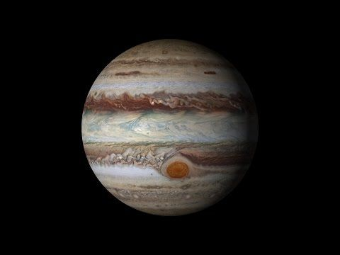 Jupiter sound - NASA Voyager Recording - YouTube