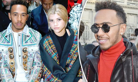 Lewis Hamilton 'dating' Lionel Richie's daughter Sofia despite 14-year age gap - https://newsexplored.co.uk/lewis-hamilton-dating-lionel-richies-daughter-sofia-despite-14-year-age-gap/