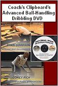 Coach's Clipboard Advanced Ball-Handling/Dribbling DVD