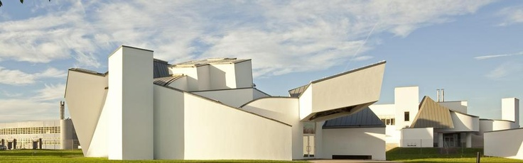 Vitra Design Museum in Weil am Rhein
