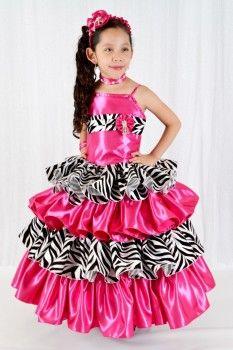 Vestidos Para Mi Presentacion De 3 Anos Invitaciones Para