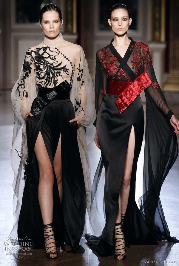 zuhair murad couture fall winter 2011 2012.