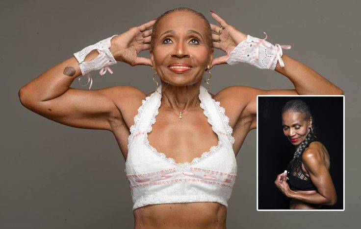 ​Let the World's Oldest Female Bodybuilder Be Your Fitness Inspiration Today  http://www.menshealth.com/fitness/oldest-female-bodybuilder-ernestine-shepherd