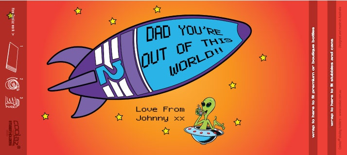 QRD[G2]-Fathers-ASTRONAUGHT stubby holder