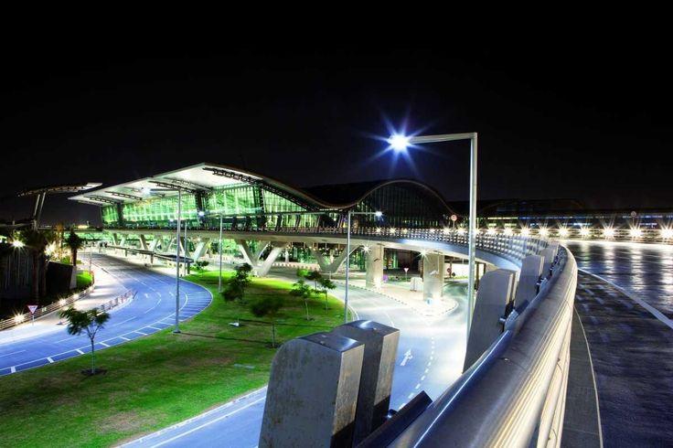 Международный аэропорт Хамад, Доха, Катар