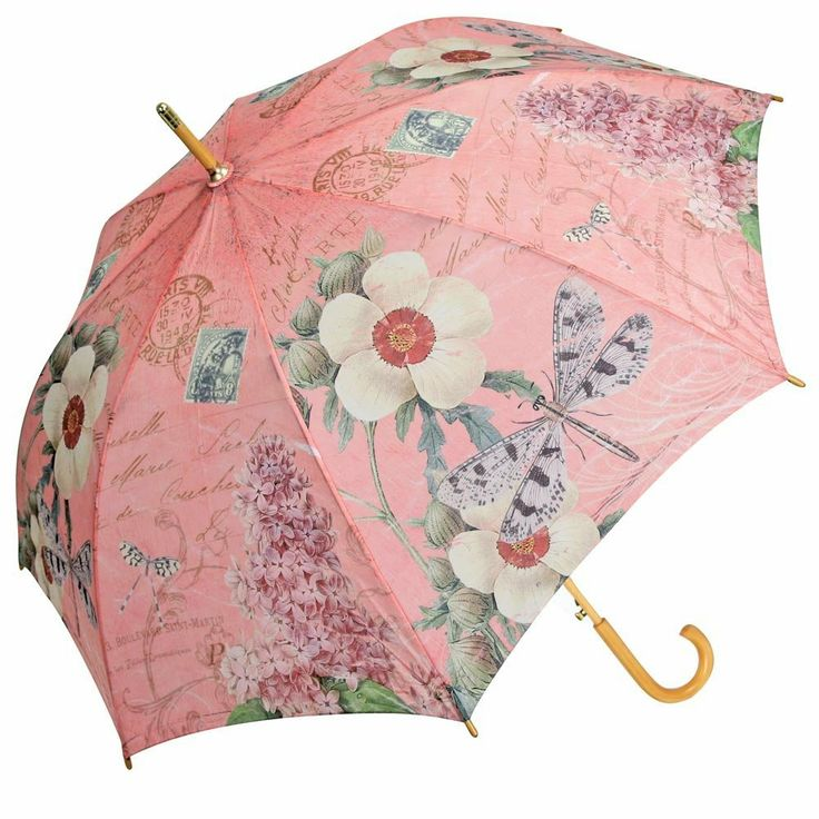 Modern vintage dragonfly automatic open cane stick umbrella nwt coynes                                                                                                                                                                                 More