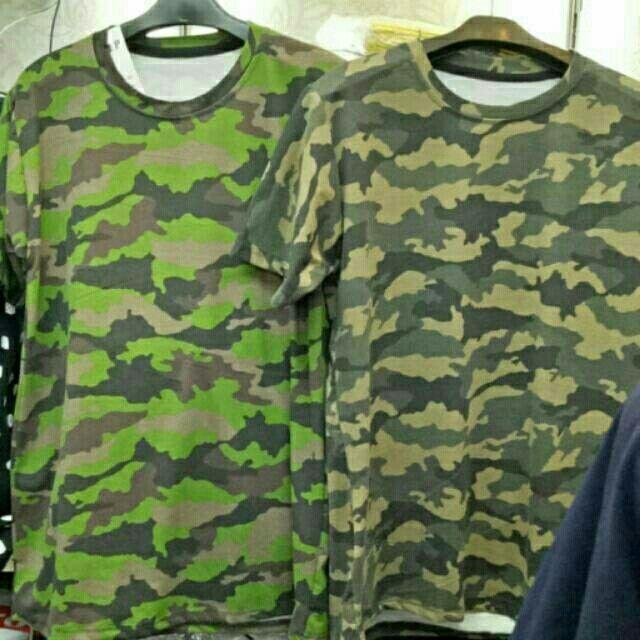 Saya menjual Kaos wanita / kaos lengan pendek / army tee / size XL seharga Rp50.000. Dapatkan produk ini hanya di Shopee! https://shopee.co.id/ssfashionkaos/461451905 #ShopeeID