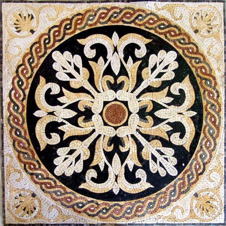 Botanical Mosaic Art - Millicent
