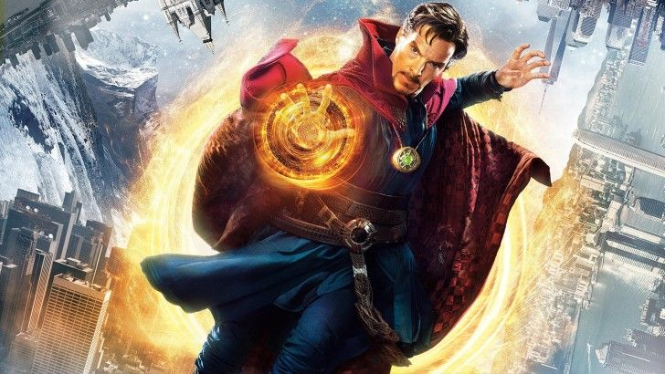 Doctor Strange Movie 2016 Benedict Cumberbatch Wallpaper