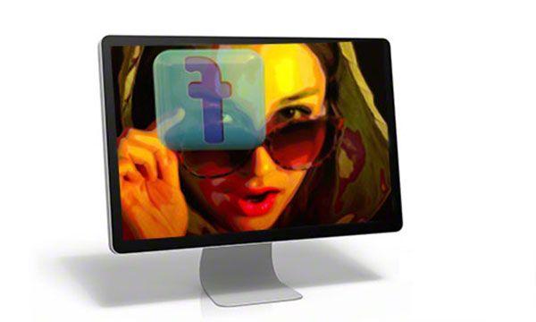 Flash шаблоны официальной страницы вашей компании в Фейсбук с анимационными эффектами.
