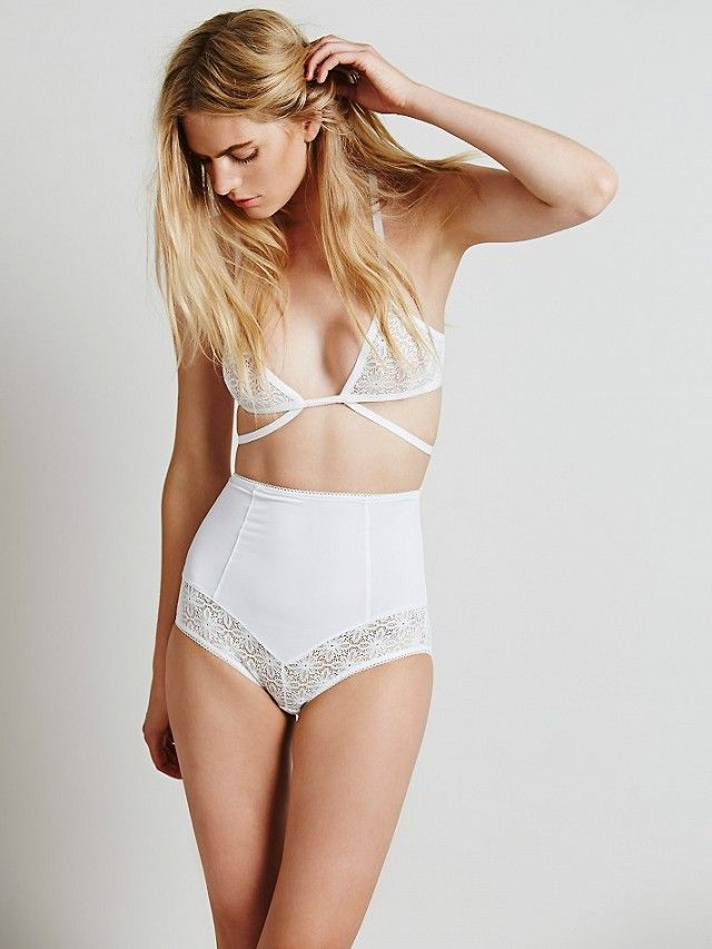 Swoon! Free People Launched the Most Gorgeous Lingerie Line | WhoWhatWear