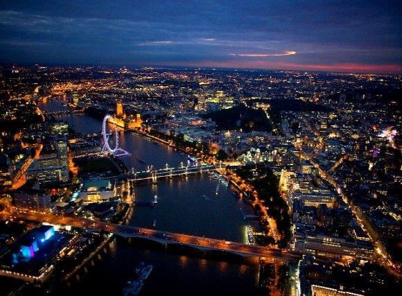 Descoperiti latura dramatica a Londrei impreuna cu cel iubit!