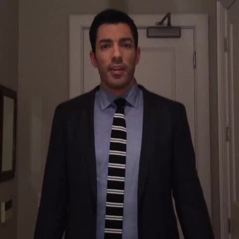 Pin for Later: The Property Brothers Video Clips You Won't See on HGTV The One With (a Little) Romance