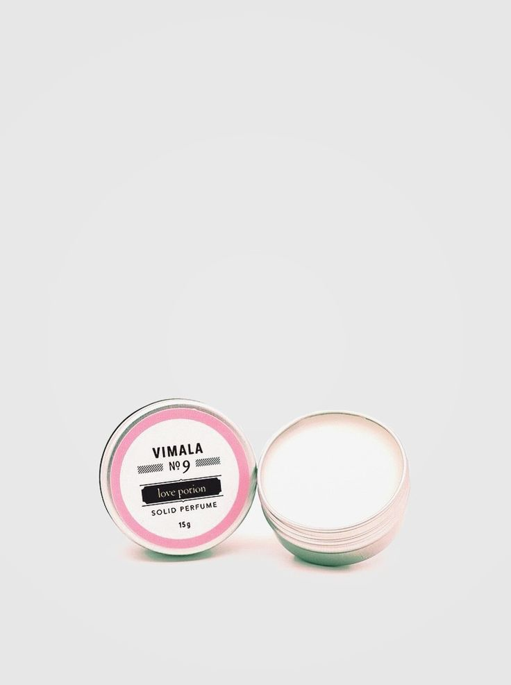 Vimala Solid Perfume Love Potion