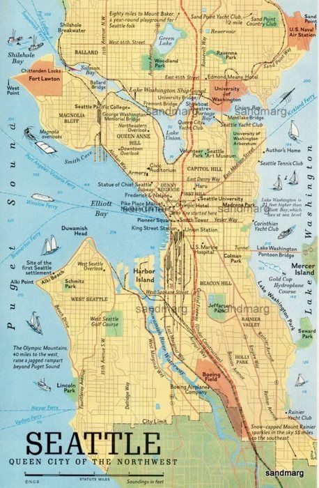 how to get from vancouver canada to seattle washington