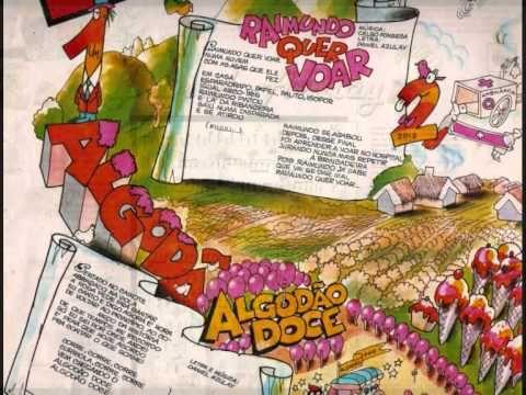 TURMA DO LAMBE-LAMBE - Daniel Azulay - Algodão Doce