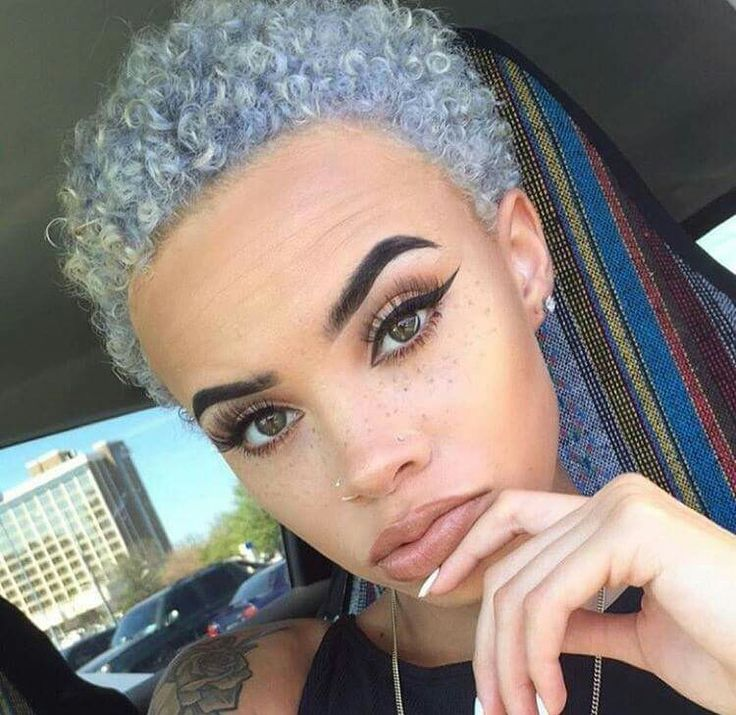 Super Fly Tapered Cut Curls Ig Dennydaily Naturalhairmag Naturalhair Cool Hairstylesshort