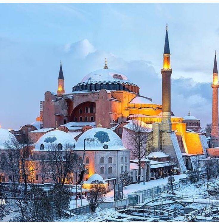 Istanbul , Hagia Sophia