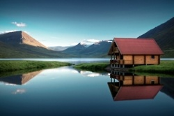 Iceland: Water, Reflection, Iceland, Favorite Places, Olafsfjordur, Beautiful, Places I D, Travel, Photo
