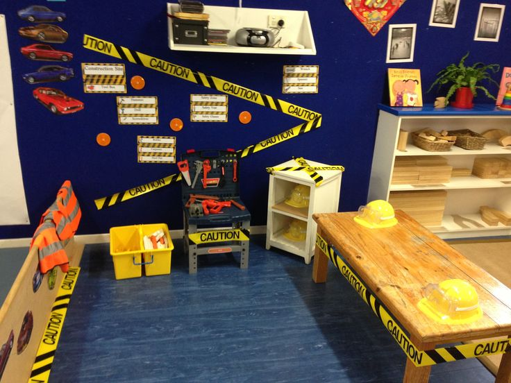 Preschool Classroom Design Tools ~ It s tool time construction area mar bothan obrach