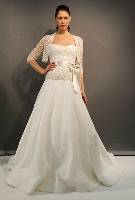 Winter Wedding Dresses and Jackets