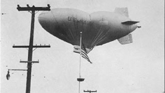The Unexplained Mystery of the Blimp Crew that vanished - During WWII, on August…