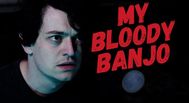 Like the #SolarEclipse2017  films like @mybloodybanjo don't come along very often  #Horror #Comedy #Blood #MyBloodyBanjo #SupportIndieFilm