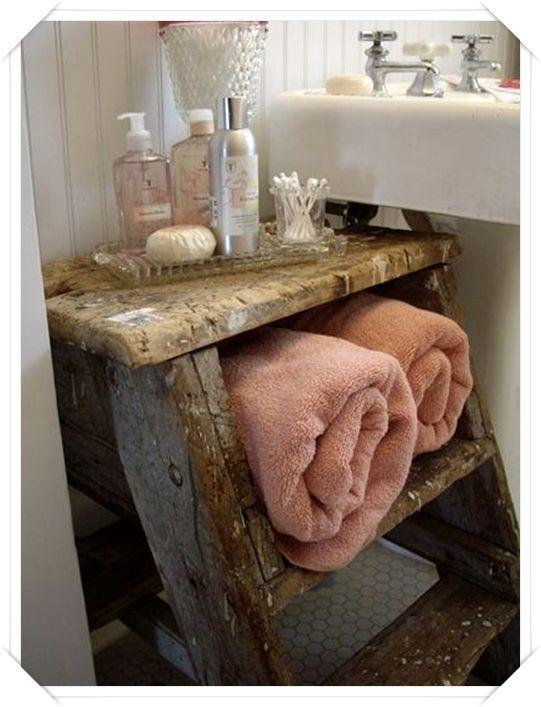 Pi di 25 fantastiche idee su decorare il bagno su pinterest - Decorare il bagno ...