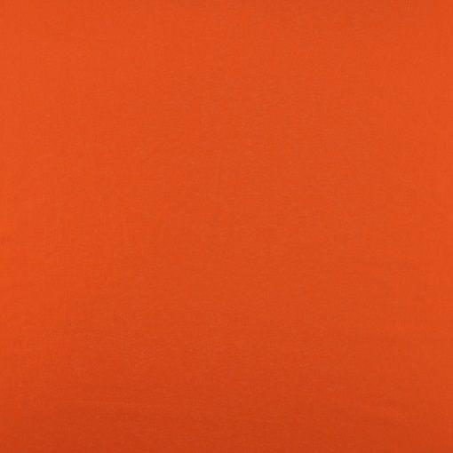 Plain cotton orange - Stoff & Stil