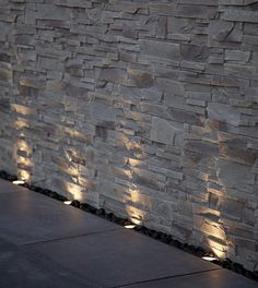 Lighting. I'd love to see the garden from inside and see plants lit up -ok so this pic doesn't show this at all but I like stone too