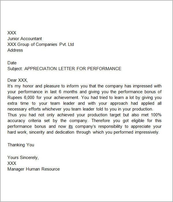 Scholarship Letter Of Appreciation Fresh Sample Thank You Letter