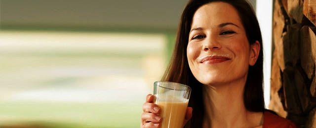 Leckere gesunde Rezepte für Diät Drinks und Shakes von Almased