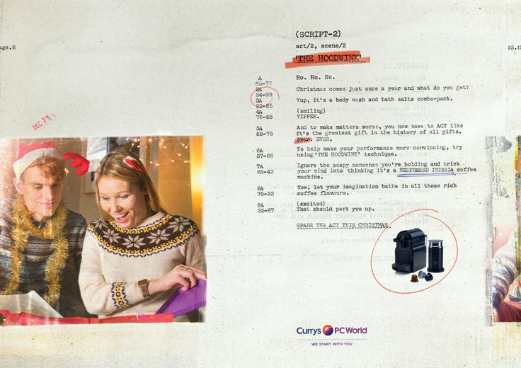 Read more: https://www.luerzersarchive.com/en/magazine/print-detail/currys-pc-world-61110.html Currys PC World Campaign for UK electronics retailer Currys PC World. Tags: Abbott Mead Vickers (AMV) BBDO, London,Mike Sutherland,Ant Nelson,Mario Kerkstra,Currys PC World