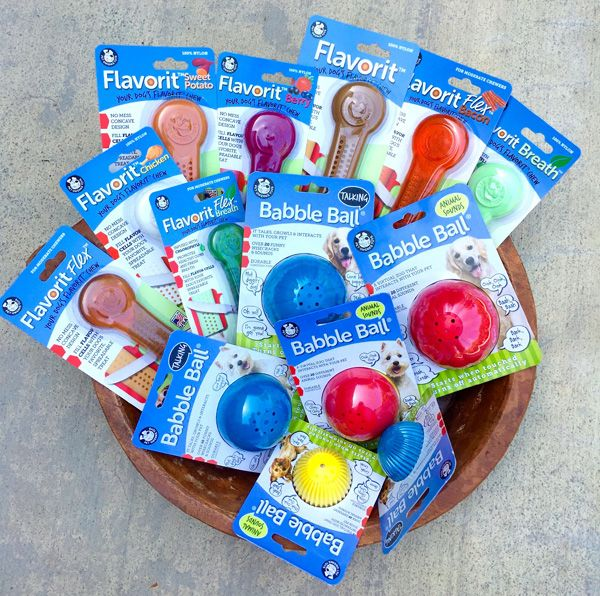 Win a prize pack of interactive dog toys from Pet Qwerks (4 winners!)