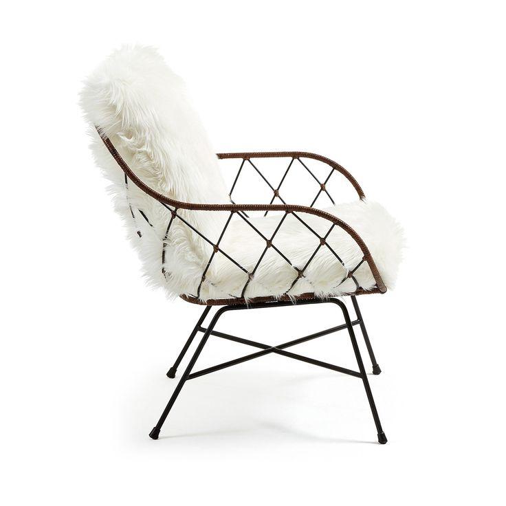 LaForma :: Fotel CLAQUE biały CC0074J05 | 9design.pl Warszawa