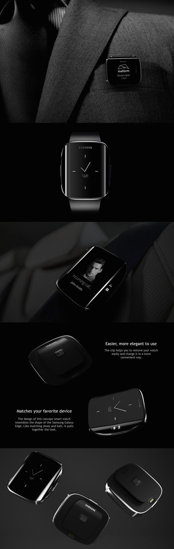 samsung smart watch concept