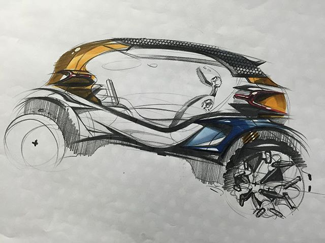 Car Sketch & Design www.skeren.co.kr #carsketch #cardesign #carideasketch…