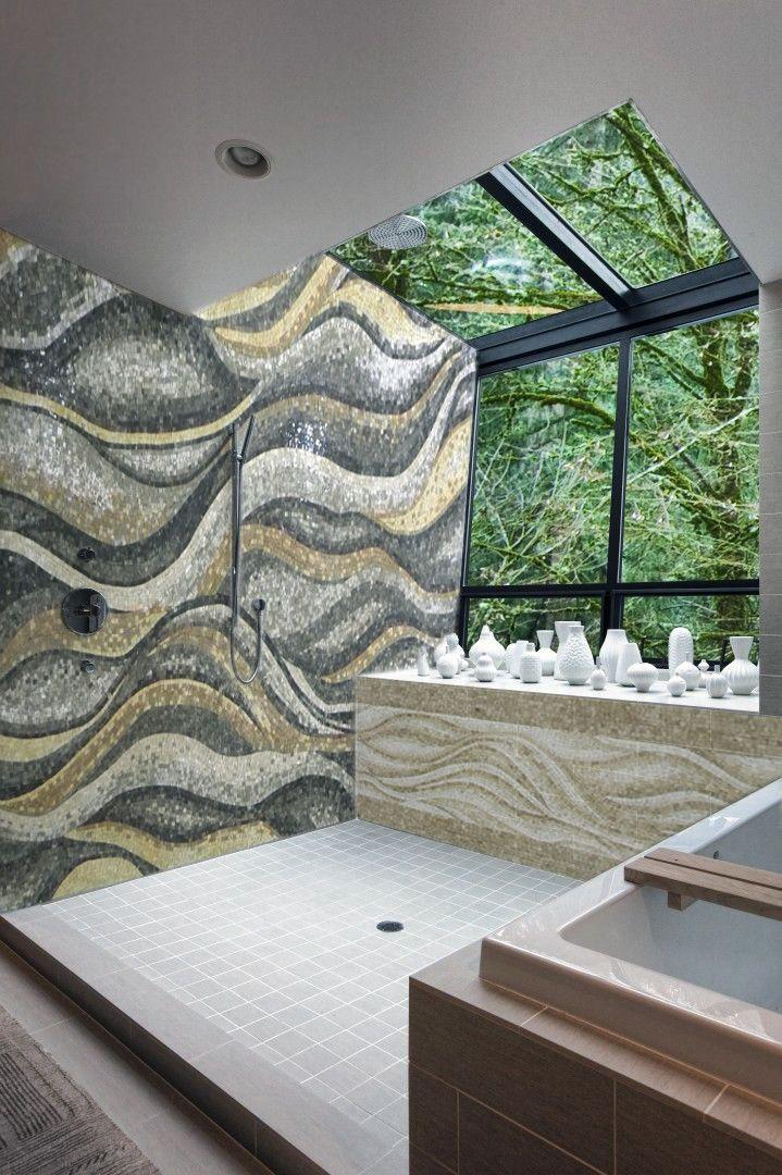 best 25 mosaic tiles ideas on pinterest - Bathroom Mosaic Designs