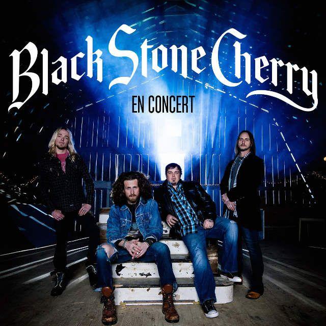 Black Stone Cherry en concert au Cabaret Sauvage : gagnez vos places