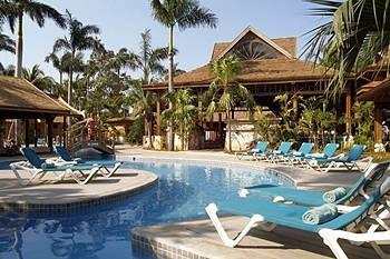 Negril, Jamaica: Sunset at the Palms Resort