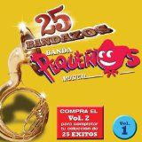 awesome LATIN MUSIC - Album - $7.99 - 25 Bandazos de Pequeños Musical (Vol. 1) (USA)
