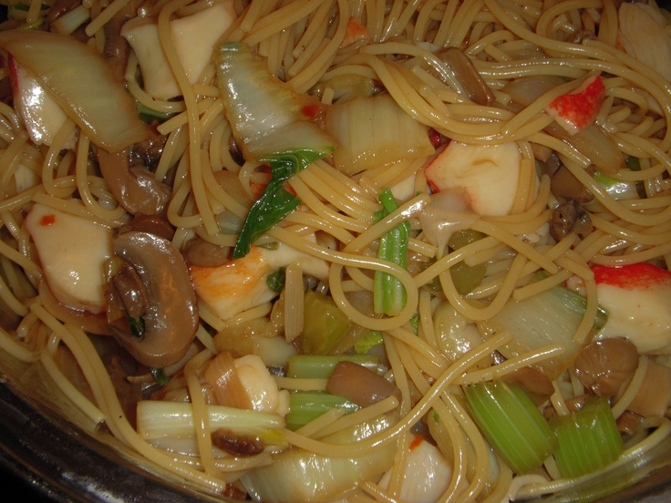 Crab Lo Mein This recipe is better than takeout!! Feel