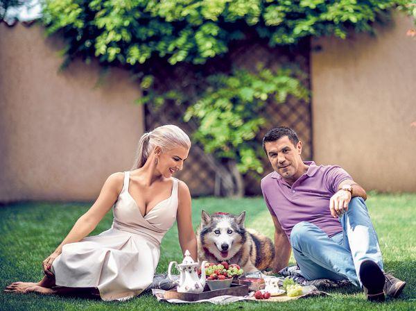 Mihai Leu inca face gesturi romantice pentru Anna, dupa 20 de ani de casnicie!