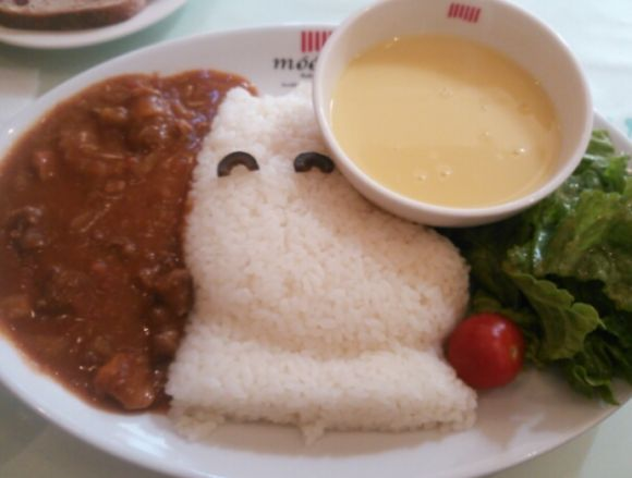 Moomin Cafes - Japan