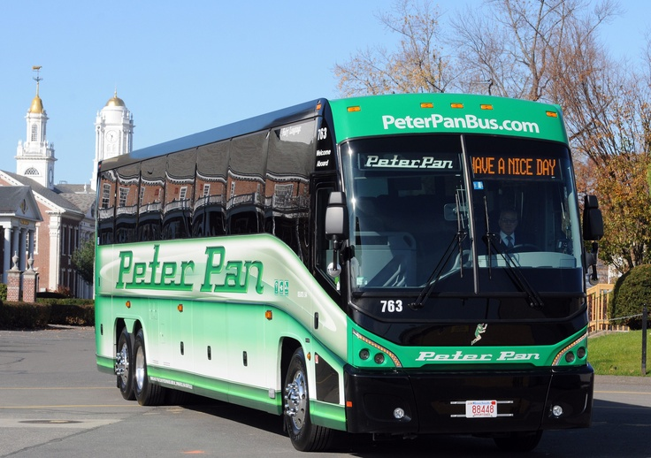 Springfield-Mass. based Peter Pan Bus Lines took the seventh spot on our list, with 259 coaches and buses.