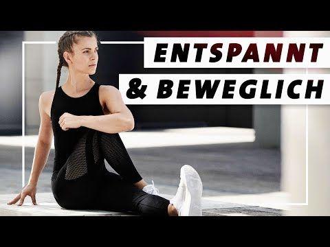 Yoga für Beweglichkeit Entspannung | Gesunder Rücken | Den Ganzen Körper Dehn… – mrs Butterfly