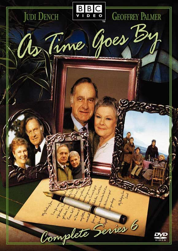 As Time Goes By, with Judi Dench, Geoffrey Palmer, Moira Brooker, Jenny Funnell and Philip Bretherton, 1992-2005